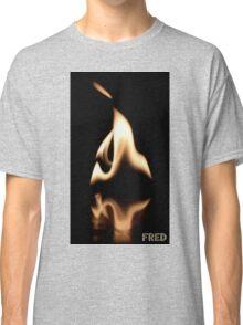Fire on Glass - FredPereiraStudios.com_Page_33 Classic T-Shirt