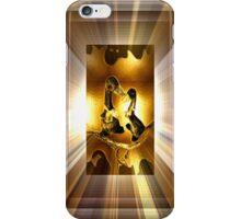 GOLD Ducks -T-shirt / I-phon / i-pad iPhone Case/Skin