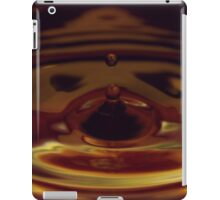 iPad case red water droplet iPad Case/Skin