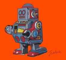 Simple robot Kids Clothes
