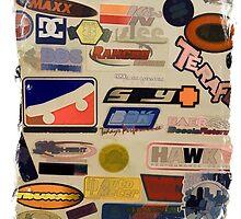Garage Art by tvlgoddess