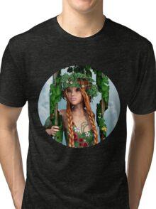 Summer Beauty Tri-blend T-Shirt