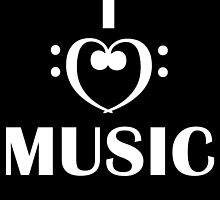 I love music  by SlubberBub