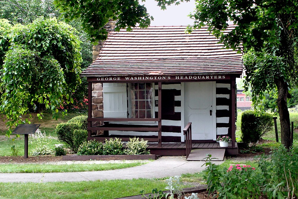 George Washington Slept Here... by Gene Walls
