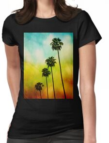 4 Palms Womens Fitted T-Shirt