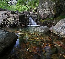 Elements Series.Crystal Pool.Stickle Ghyll, Great Langdale by rennaisance