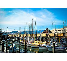 San Francisco and Color Photographic Print
