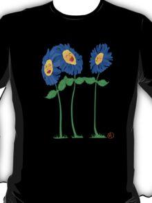 Song Sung Flowers T-Shirt