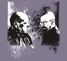 Hank Schrader vs Walter White ( Breaking Bad ) by lab80