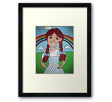 Dorothy Gale  Framed Print