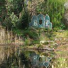 Portmeirion Gardens by Kevin Cartwright