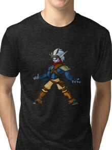 Jak and Daxter - Dark Jak Tri-blend T-Shirt