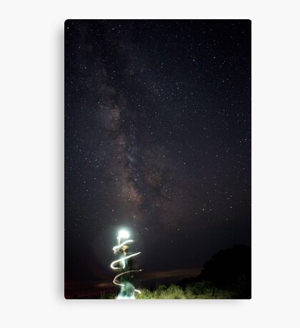 Star Photography-No Photoshop  Canvas Print