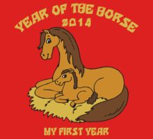 Born Year of The Horse 2014 Kids Clothes
