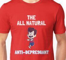 All Natural Anti-Depressant Unisex T-Shirt