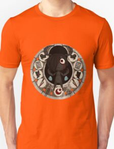 The Binding of Isaac - Eve Circle - HIGH QUALITY Unisex T-Shirt