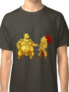 Rock beats scissors Classic T-Shirt