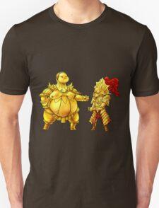 Rock beats scissors Unisex T-Shirt