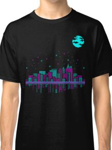 Pixelated Dreams Classic T-Shirt
