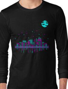 Pixelated Dreams Long Sleeve T-Shirt