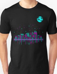 Pixelated Dreams Unisex T-Shirt