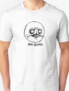 Trollface - Me gusta Unisex T-Shirt