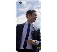 Joseph Gordon-Levitt Outdoors iPhone Case/Skin