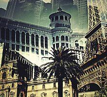 Vegas Architecture by nickbphoto