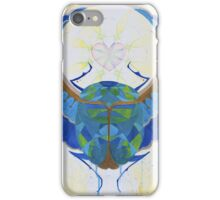 Sacred Scarab iPhone Case/Skin