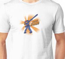 Gipsy Danger vs The Kaiju Unisex T-Shirt