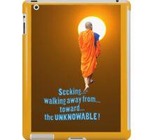 seeking... iPad Case/Skin