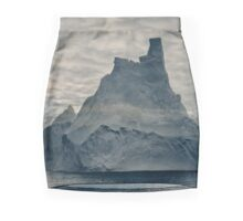 Turreted Iceberg | Carbon Print by Frank Hurley, 1913 Mini Skirt