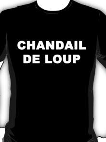 CHANDAIL DE LOUP T-Shirt