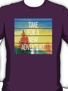 New Adventure T-Shirt