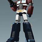 Optimus Prime by Loukash