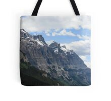 Rocky Mountain View Tote Bag