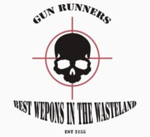 Gun Runners by McGee115