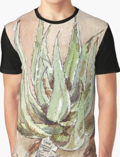Young Aloe ferox Graphic T-Shirt