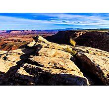 Sunset at Canyonlands Photographic Print