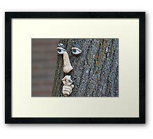 Yggdrasil Framed Print