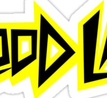 Anime - Blood Lad Title Sticker