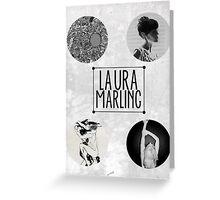 laura marling  Greeting Card