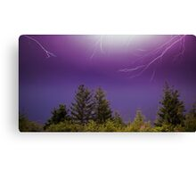 Mother Nature Unleashed Canvas Print
