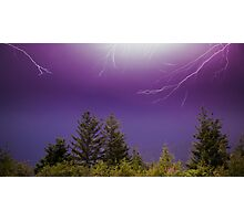 Mother Nature Unleashed Photographic Print