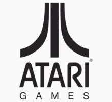 Atari Logo Kids Clothes