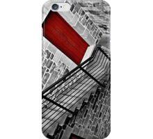 La Porte Rouge iPhone Case/Skin