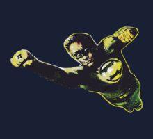 Hal Jordan in Flight Kids Clothes