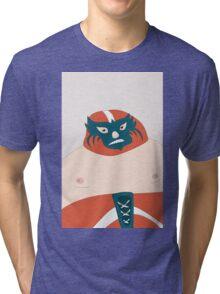 el luchador Tri-blend T-Shirt