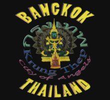 Amazing BANGKOK City of Angels Kids Clothes