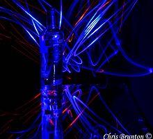 Bottled spirits by Chris Brunton